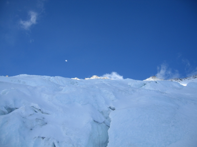 Pared del Lhotse