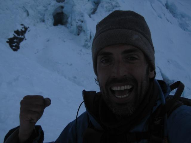 Descenso del Lhotse